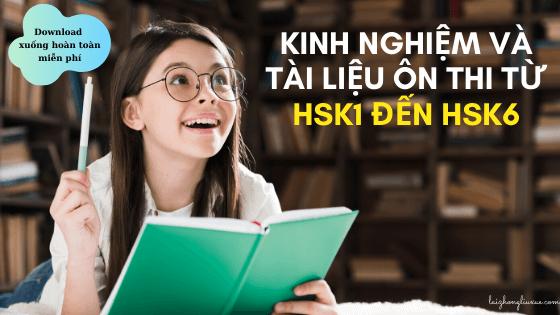 Tu Vung Va Ngu Phap Hsk1 Hsk6 2021