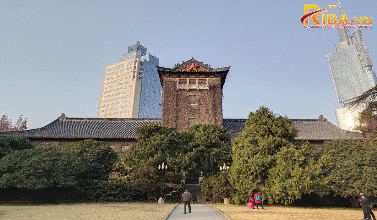 xin học bổng CSC Đại học Nam Kinh