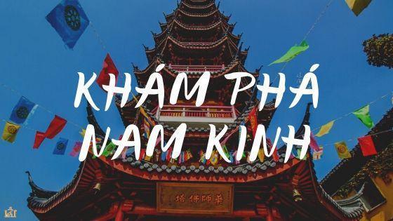 Khám phá thành phố Nam Kinh