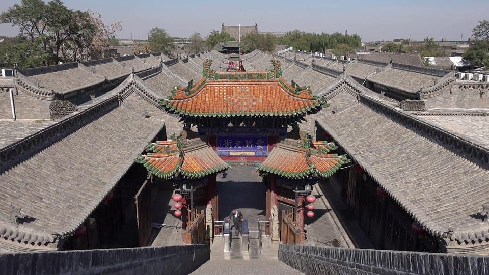 Khám Phá Tỉnh Sơn Tây Trung Quốc