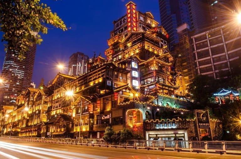 Đôi Nét Về Thành Phố Trùng Khánh – Thành Phố Hiện Đại Bậc Nhất Trung Quốc