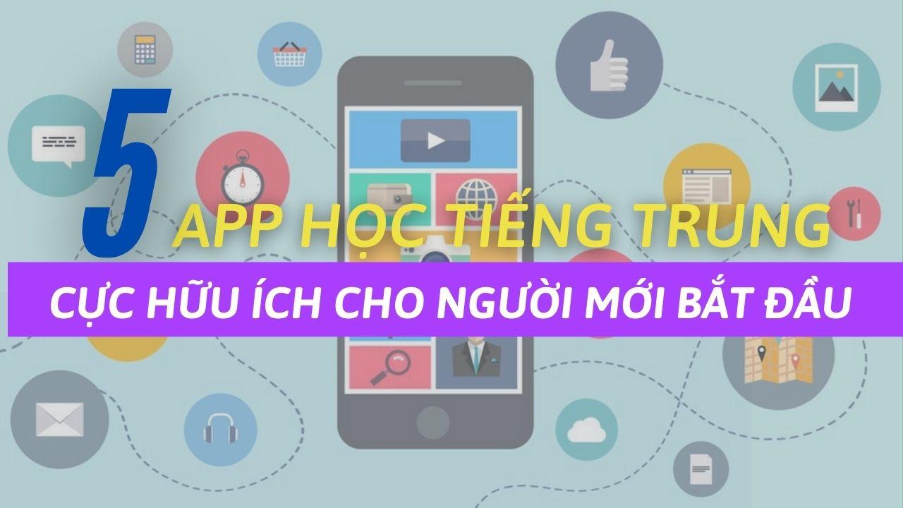 Review các app học tiếng Trung cực hiệu quả