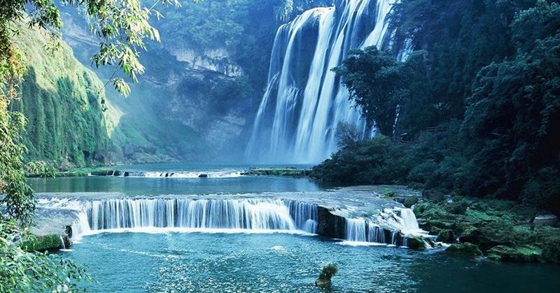 Thac Nuoc Huangguoshu 2021