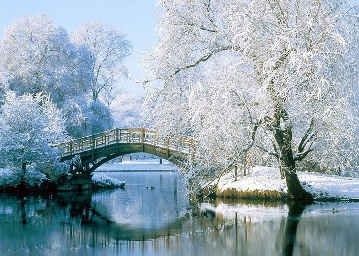 Ngắm Tuyết Rơi Ở Trung Quốc Tứ 2021